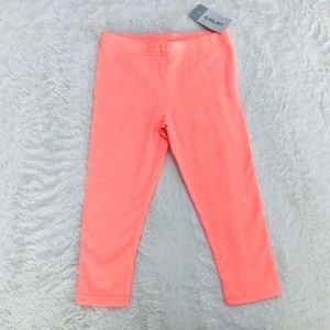 Carter's Bottoms - NWT Cropped Neon Legging